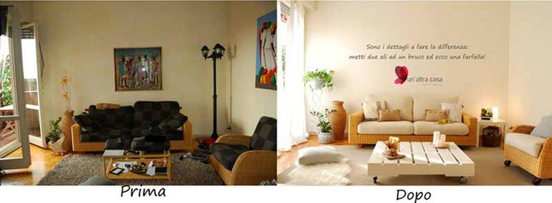 Home staging professionista