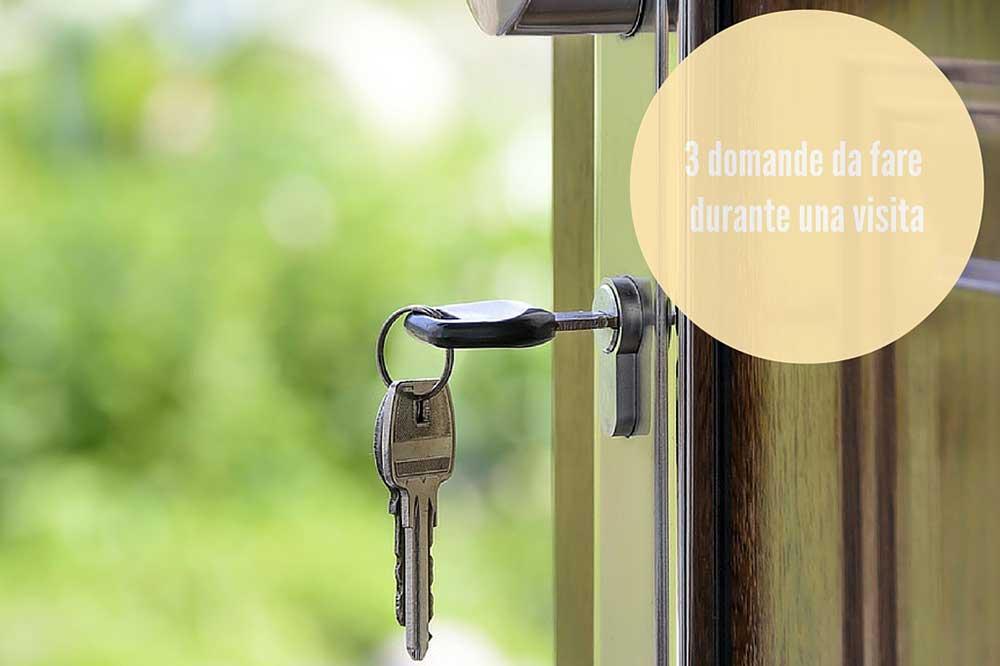 consulente immobiliare domande utili